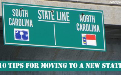 10 Tips For Moving To A New State